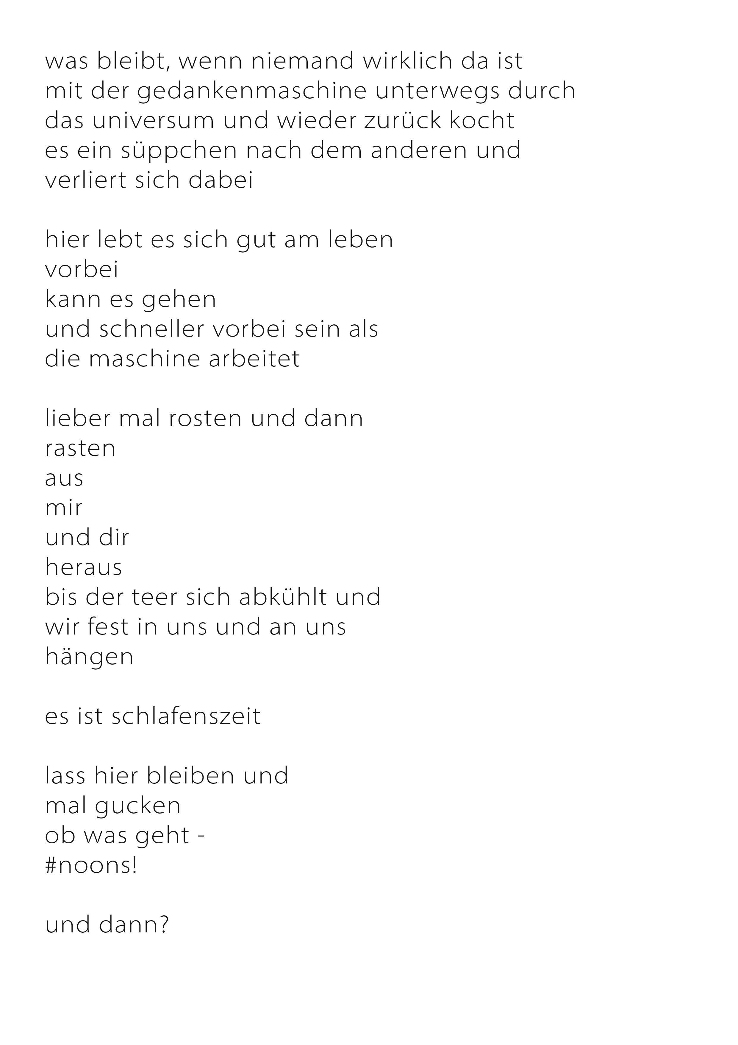 tinder-poet - Lernzimmer Berlin